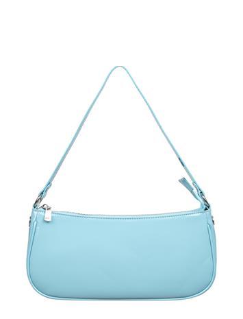 Barbara Kristoffersen by Rosemunde Bag Small Bags Top Handle Bags Sininen Barbara Kristoffersen By Rosemunde AIR BLUE SILVER