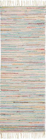 Hestia Anni, räsymatto 70 x 150 cm