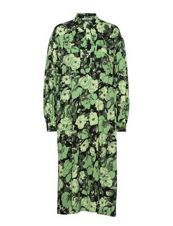 Lovechild 1979 Carin Dress Dresses Everyday Dresses Vihreä Lovechild 1979 MULTI, Naisten hameet ja mekot