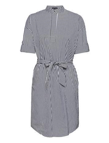Esprit Collection Dresses Light Woven Dresses Shirt Dresses Sininen Esprit Collection NAVY 3, Naisten hameet ja mekot