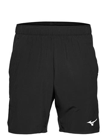 Mizuno 8 In Amplify Short Shorts Sport Shorts Musta Mizuno BLACK, Miesten housut ja shortsit
