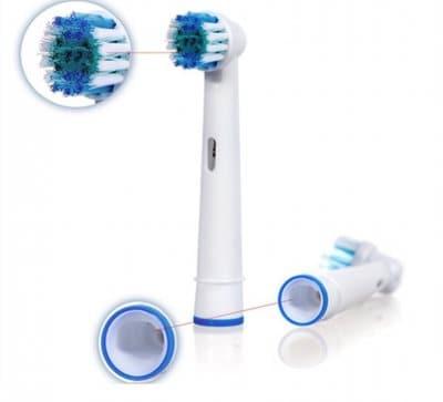 16-pack Oral-B kompatibla och utbytbara tandborsthuvuden, Suuhygienia
