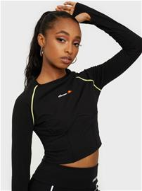 ELLESSE El Honorata Ls Crop T-Shirt