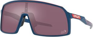 Oakley Sutro Sunglasses Men, tdf matte poseidon/prizm road black