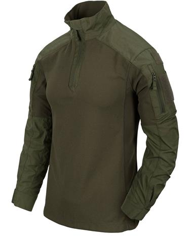 Helikon-Tex MCDU Combat Shirt - NyCo Ripstop - Paita - Oliivi - XL