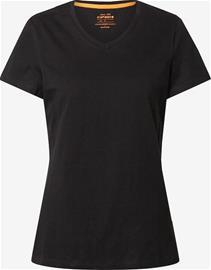 Icepeak naisten T-paita IONA, musta M