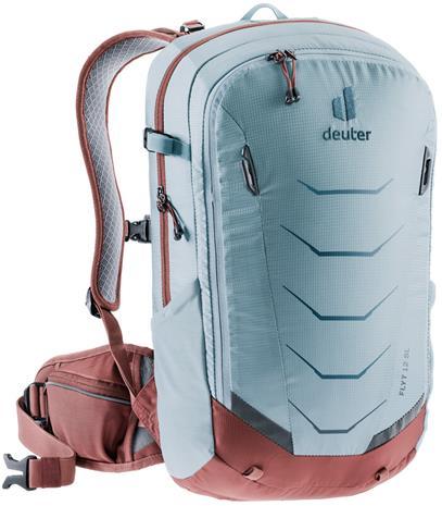 Deuter Flyt 12 SL Backpack Women, dusk/redwood, Urheilulaukut