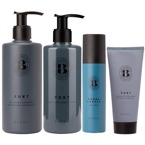 Björk Fukt Moisturizing Haircare, Hiustenhoitotuotteet