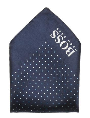 BOSS P.Sq. Cm33x33 Travel Taskuliina Sininen BOSS DARK BLUE