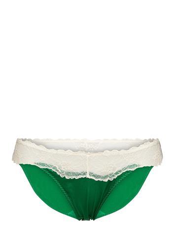 Stella McCartney Lingerie Kitty Catching Bikini Bikinialaosa Vihreä Stella McCartney Lingerie FRESH GREEN