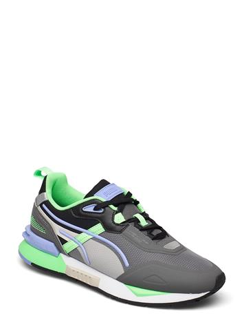 PUMA Mirage Tech Matalavartiset Sneakerit Tennarit Vihreä PUMA CASTLEROCK-ELEKTRO GREEN