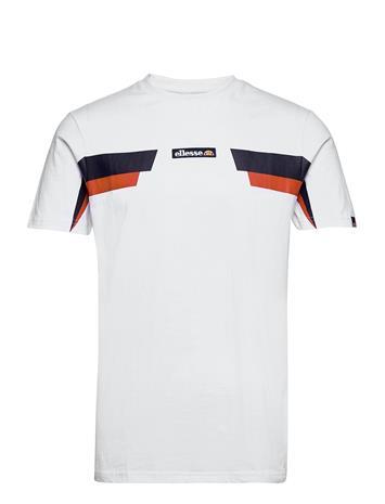 Ellesse El Fellion Tee T-shirts Short-sleeved Valkoinen Ellesse WHITE
