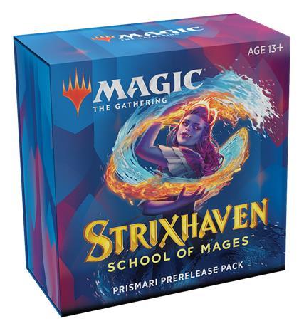 Strixhaven: School of Mages: Prismari Prerelease Pack