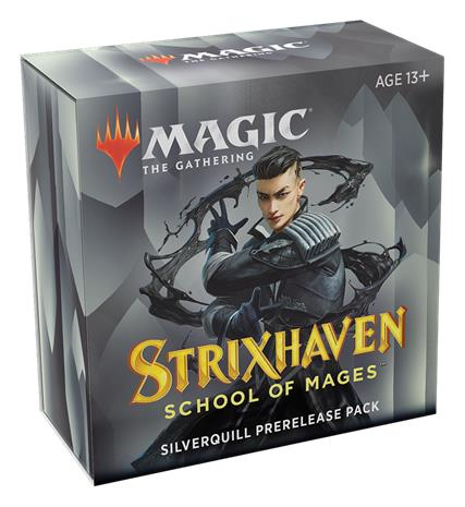 Strixhaven: School of Mages: Silverquill Prerelease Pack
