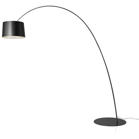 Foscarini Foscarini-Twiggy Elle Floor Lamp, Graphite