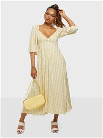 Faithfull the Brand Imanie Midi Dress