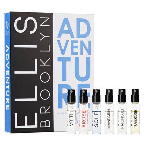 Ellis Brooklyn Adventure Fragrance Layering Set