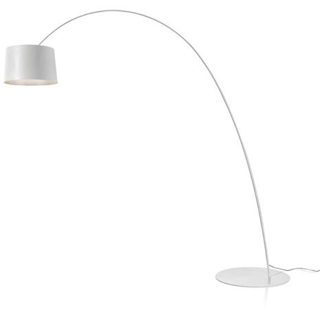 Foscarini Foscarini-Twiggy Elle Floor Lamp, White