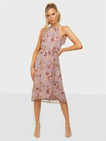 NLY Trend All For You Midi Dress Kukallinen