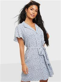 NLY Trend Everyday Shirt Dress Sininen