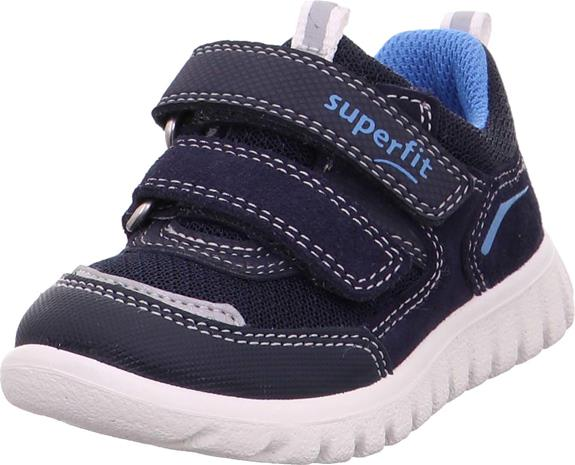 Superfit Sport7 Mini Lenkkarit, Blue, 24