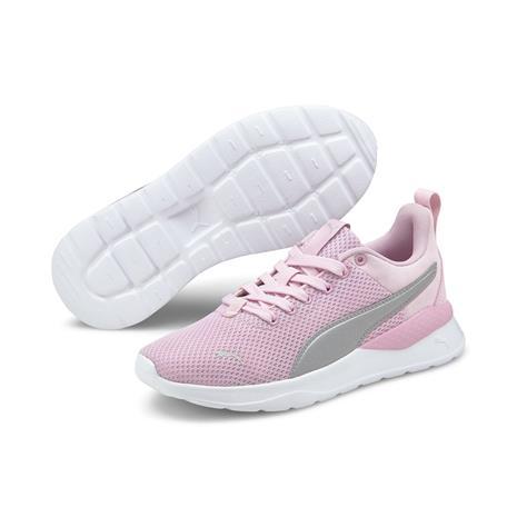 Puma Anzarun Lite Jr Tennarit, Pink Lady/Silver, 38