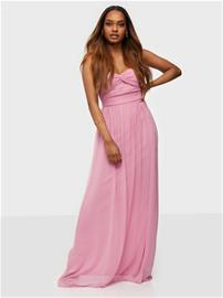 NLY Eve Dreamy Bustier Gown Rose