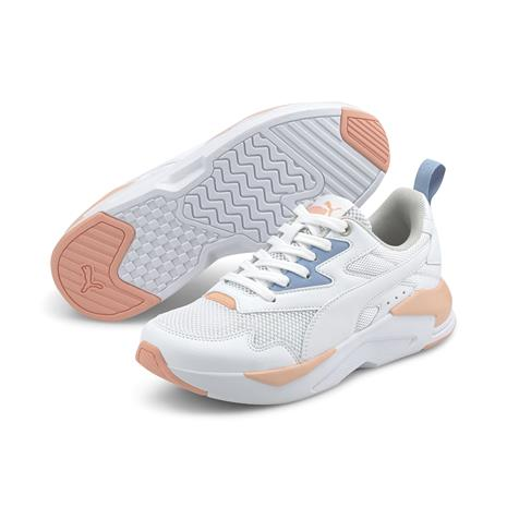 Puma X-Ray Lite Jr Tennarit, White, 36