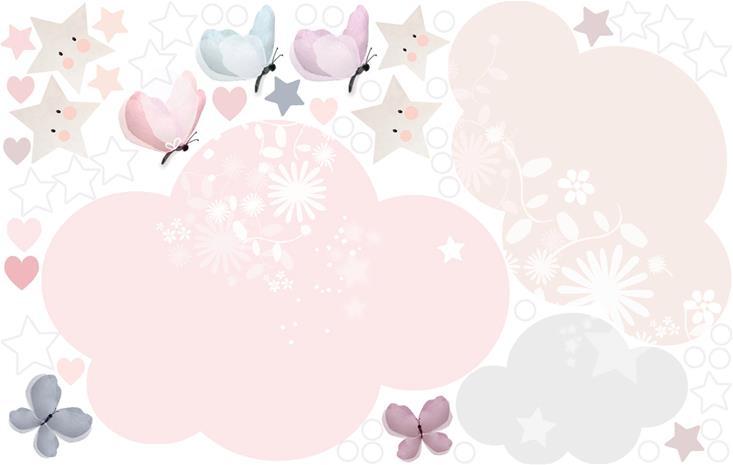 Schmooks Seinätarra Extra Sleepy Moon, Pink