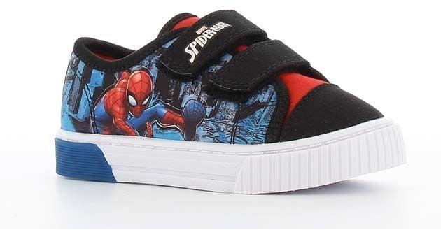 Marvel Spider-Man LED-lenkkarit, Black/Red, 25