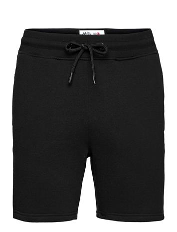 Kronstadt Knox Jogger Recycled Cotton Shorts Shorts Casual Musta Kronstadt BLACK