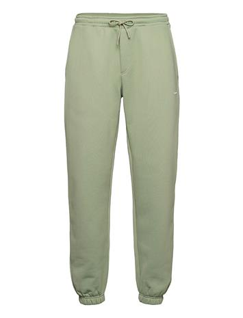 HOLZWEILER Fleaser Trousers Collegehousut Olohousut Vihreä HOLZWEILER TEAL