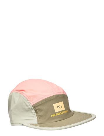 Kari Traa Mlster Cap Accessories Headwear Caps Beige Kari Traa SLATE