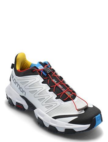 Salomon Xa Pro Street White/Black/Racing Red Matalavartiset Sneakerit Tennarit Monivärinen/Kuvioitu Salomon WHITE/BLACK/RACING RED