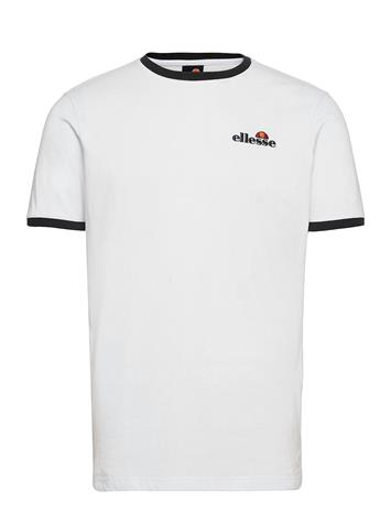 Ellesse El Meduno Tee T-shirts Short-sleeved Valkoinen Ellesse WHITE