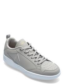 ARKK Copenhagen Visuklass Leather S-C18 Dove White Matalavartiset Sneakerit Tennarit Harmaa ARKK Copenhagen DOVE WHITE