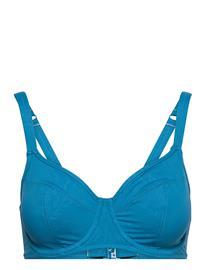 Triumph Venus Elegance W 02 Bikiniyläosa Bikiniliivit Sininen Triumph MEDITERRANEAN BLUE