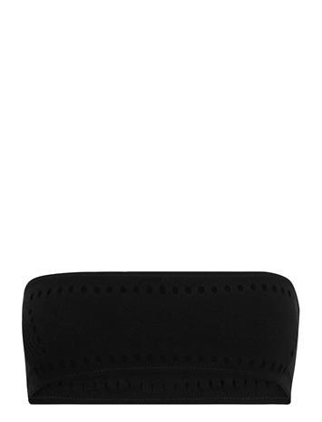 Stella McCartney Lingerie Stella Wear Bandeau Accessories Headwear Headbands Musta Stella McCartney Lingerie BLACK