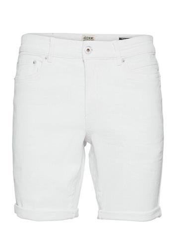 Solid Sdryder Lt White001 Shorts Denim Shorts Valkoinen Solid WHITE DENIM