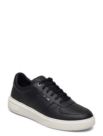 Bally Myson Matalavartiset Sneakerit Tennarit Musta Bally BLACK