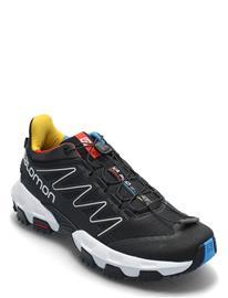 Salomon Xa Pro Street Black/White/Racing Red Matalavartiset Sneakerit Tennarit Monivärinen/Kuvioitu Salomon BLACK/WHITE/RACING RED