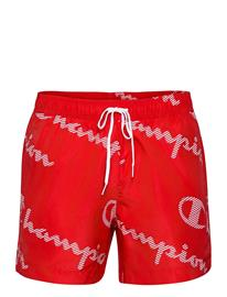 Champion Beachshort Uimashortsit Punainen Champion HIGT RISK RED AL (HRR)