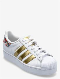 adidas Originals Superstar Bold W Matalavartiset Sneakerit Tennarit Adidas Originals FTWWHT/FTWWHT/SUPCOL