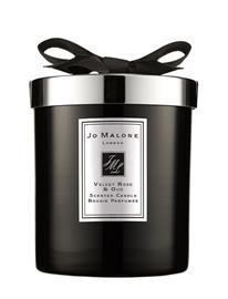 Jo Malone London Velvet Rose & Oud Home Candle Pre-Pack Tuoksukynttilä Jo Mal London CLEAR