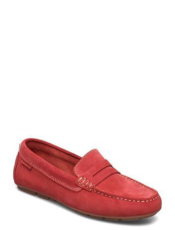 Marc O'Polo Karina 1b Loaferit Matalat Kengät Punainen Marc O'Polo RED