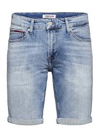 Tommy Jeans Scanton Slim Denim Short Hlbs Farkkushortsit Denimshortsit Sininen Tommy Jeans HAMPTON LB STR