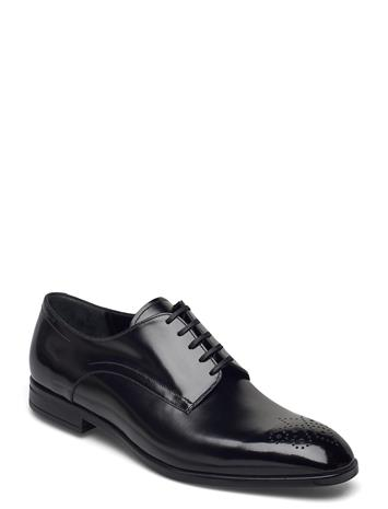 Bally Lindron Shoes Business Formal Shoes Musta Bally BLACK