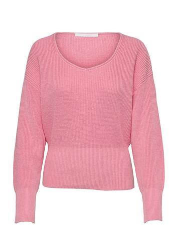 BOSS Favannah Neulepaita Vaaleanpunainen BOSS BRIGHT PINK