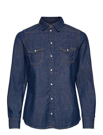 Pepe Jeans London Rhonda Pitkähihainen Paita Sininen Pepe Jeans London DENIM