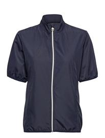 Daily Sports Mia Ss Wind Jacket Outerwear Sport Jackets Sininen Daily Sports NAVY